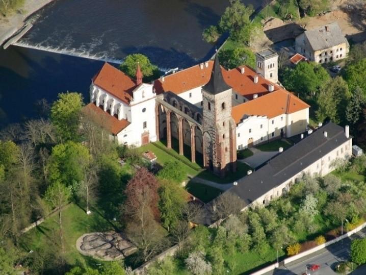 Výlet na Sázavský klášter